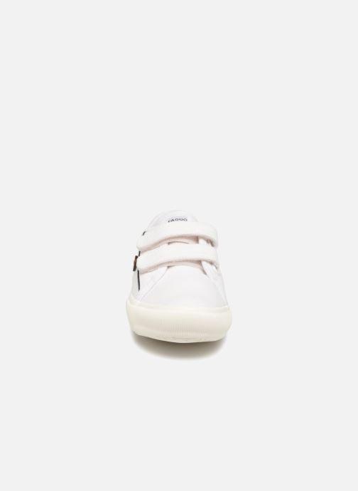 Baskets Faguo BIRCHV01 Blanc vue portées chaussures