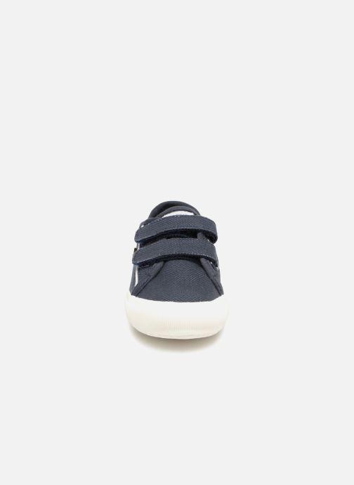 Baskets Faguo BIRCHV01 Bleu vue portées chaussures