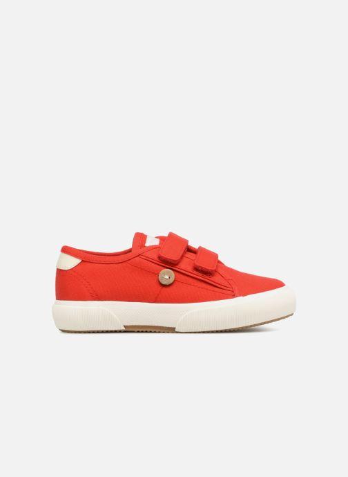 Sneakers Faguo BIRCHV01 Rood achterkant