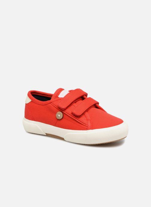 Sneakers Faguo BIRCHV01 Rood detail