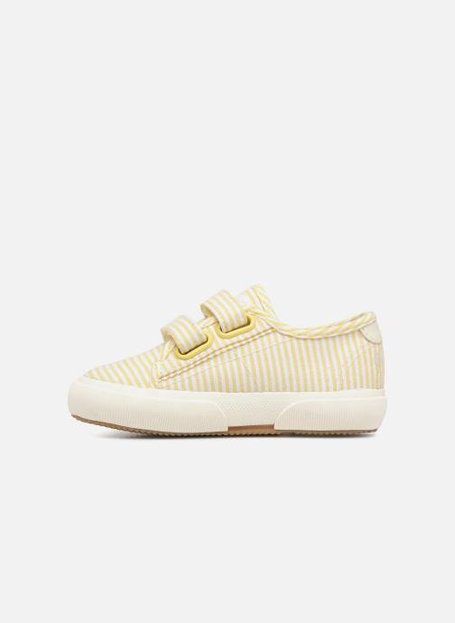 Sneakers Faguo BIRCHV01 Geel voorkant
