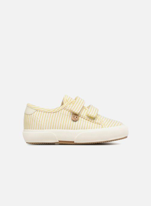 Sneakers Faguo BIRCHV01 Geel achterkant