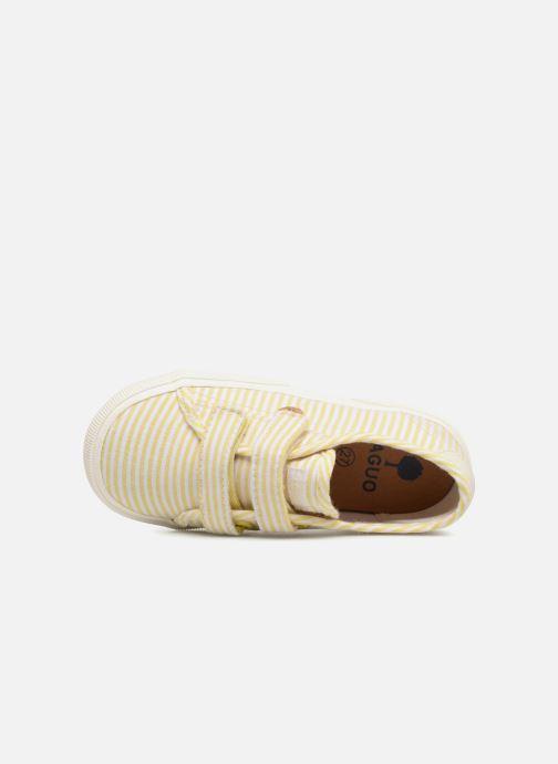 Sneakers Faguo BIRCHV01 Geel links