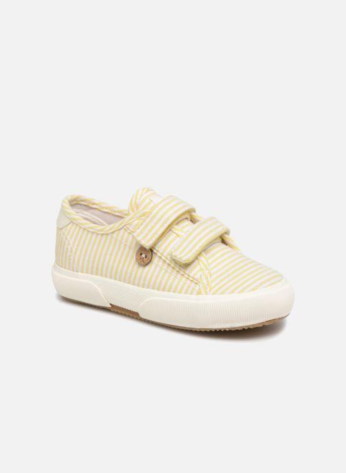 Sneakers Faguo BIRCHV01 Geel detail