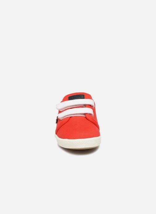 Baskets Faguo CYPRESSV01 Rouge vue portées chaussures