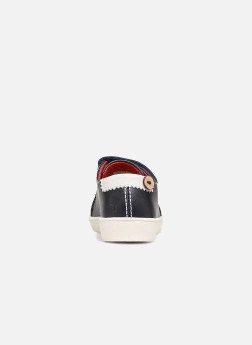 Sneakers Faguo ASPENLOWV03A Blauw rechts