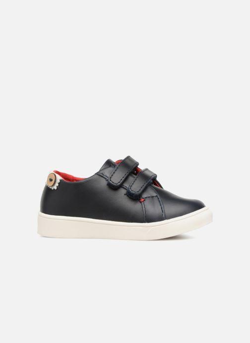Sneakers Faguo ASPENLOWV03A Blauw achterkant