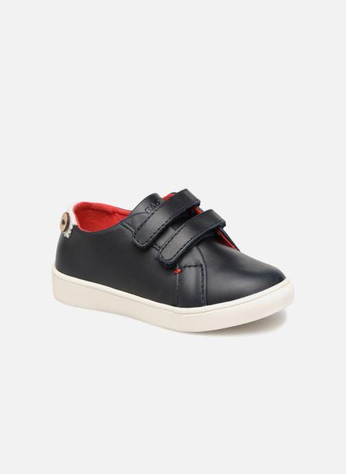 Sneakers Faguo ASPENLOWV03A Blauw detail