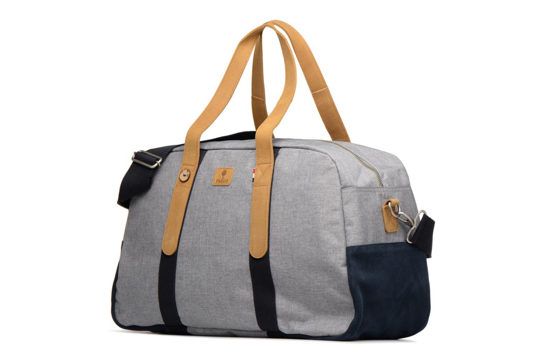 Reisegepäck Faguo BAG4809 grau schuhe getragen