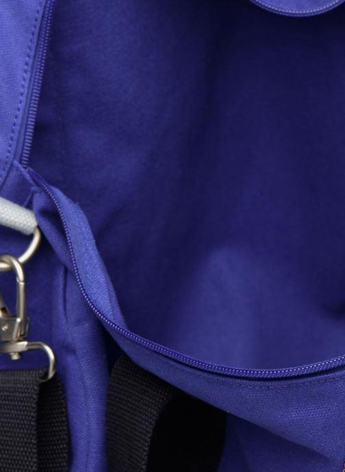 Luggage Faguo DUFFLEP01 Blue back view