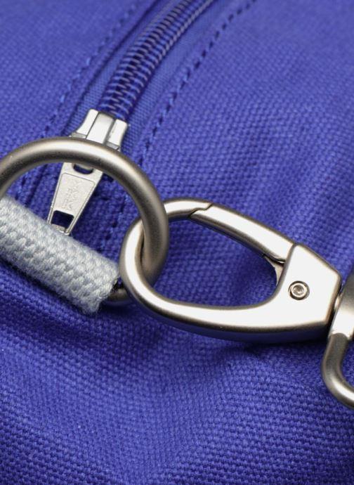 Reisegepäck Faguo DUFFLEP01 blau ansicht von links