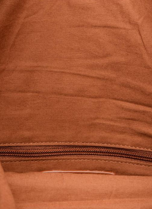 Borse uomo Antonyme by Nat & Nin Messenger Joris Marrone immagine posteriore