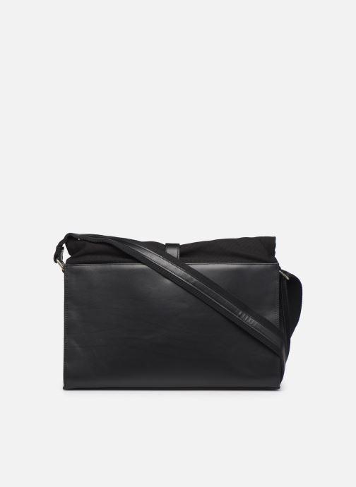 Men's bags Antonyme by Nat & Nin Messenger Joris Black front view
