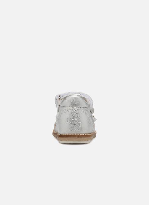 Sandales et nu-pieds Noël MINI STEBI 1 Argent vue droite