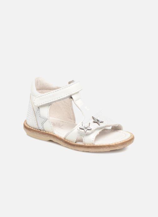 Sandales et nu-pieds Noël MINI STEBI 1 Blanc vue détail/paire