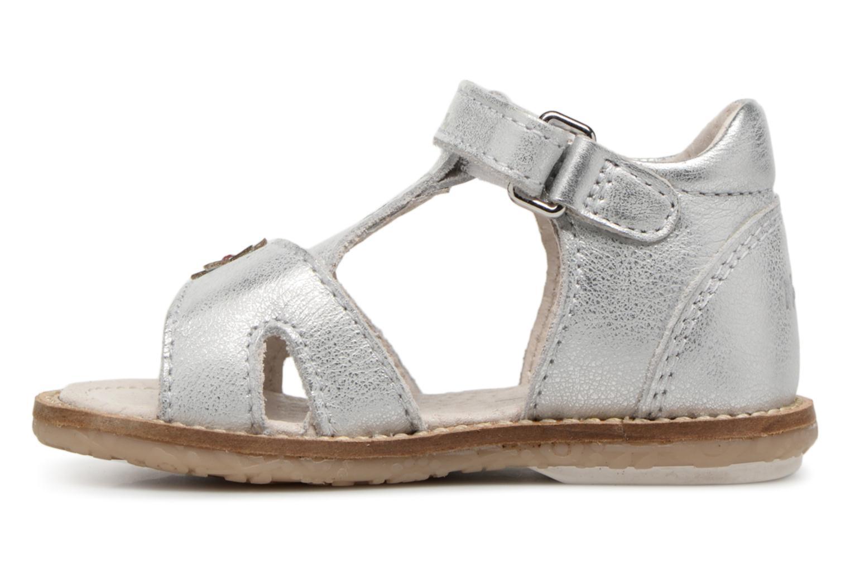Sandalen Noël MINI STEBI 1 Zilver voorkant