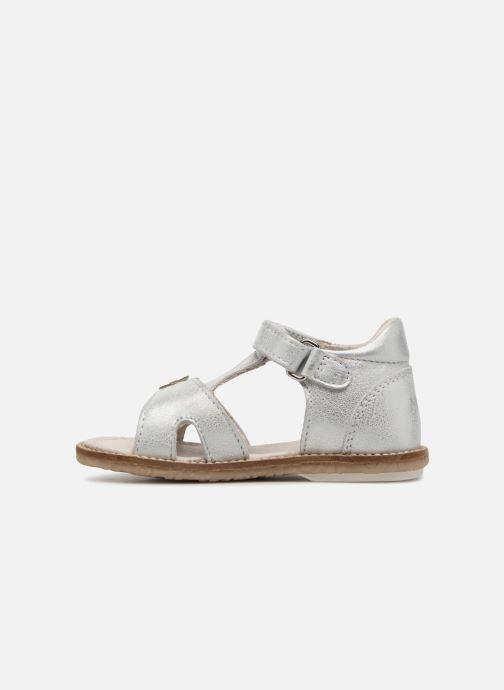 Sandales et nu-pieds Noël MINI STEBI 2 Argent vue face
