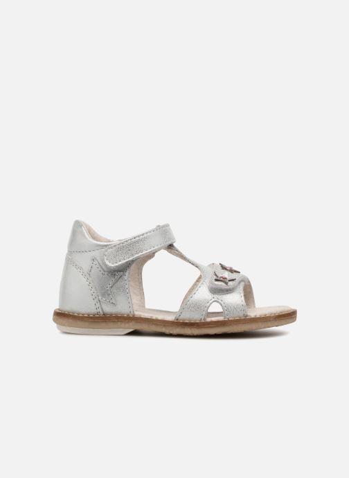 Sandales et nu-pieds Noël MINI STEBI 2 Argent vue derrière