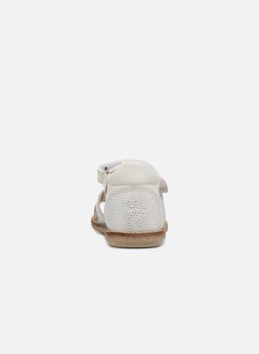 Sandales et nu-pieds Noël MINI STEBI 2 Blanc vue droite