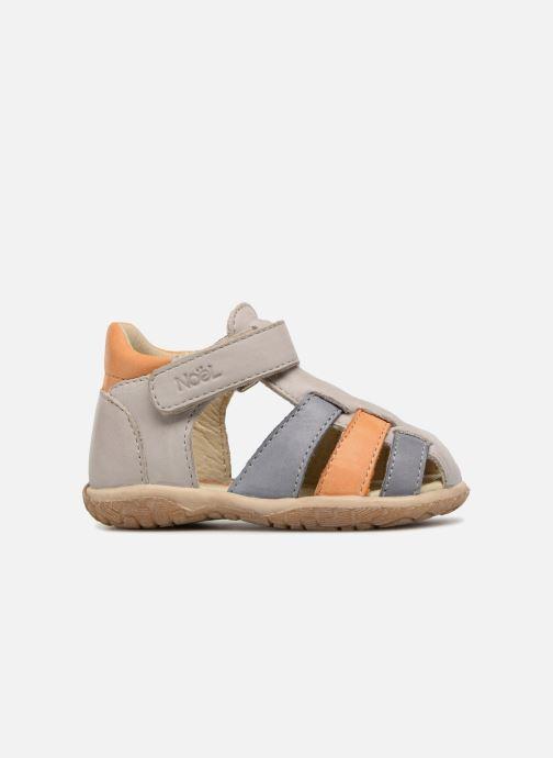 Sandales et nu-pieds Noël MINI TIN 1 Blanc vue derrière