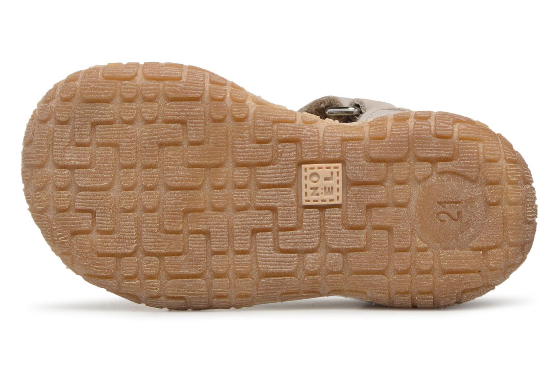 Sandales et nu-pieds Noël MINI TIN 1 Blanc vue haut