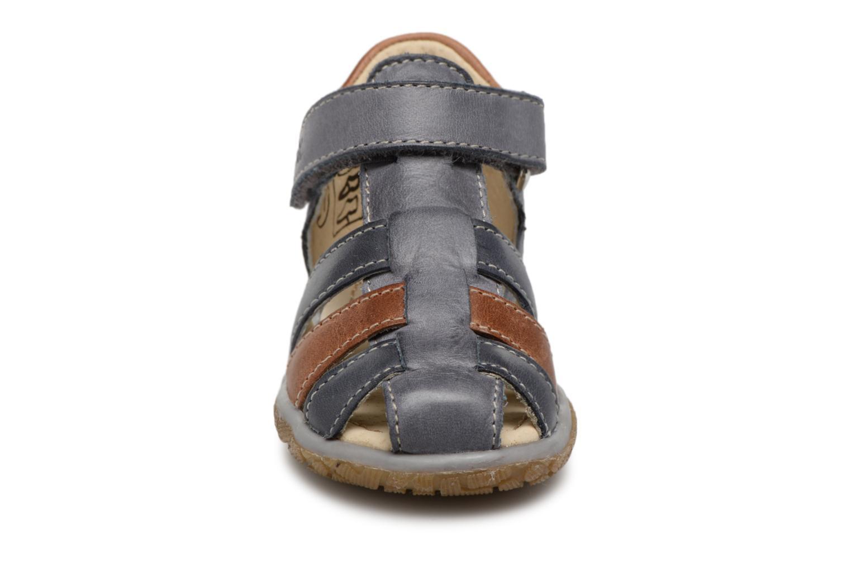 Sandales et nu-pieds Noël MINI TIN 1 Gris vue portées chaussures
