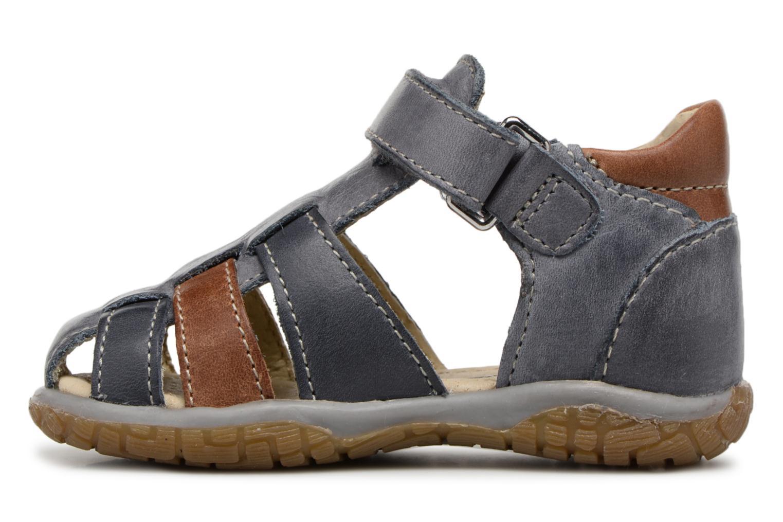 Sandales et nu-pieds Noël MINI TIN 1 Gris vue face