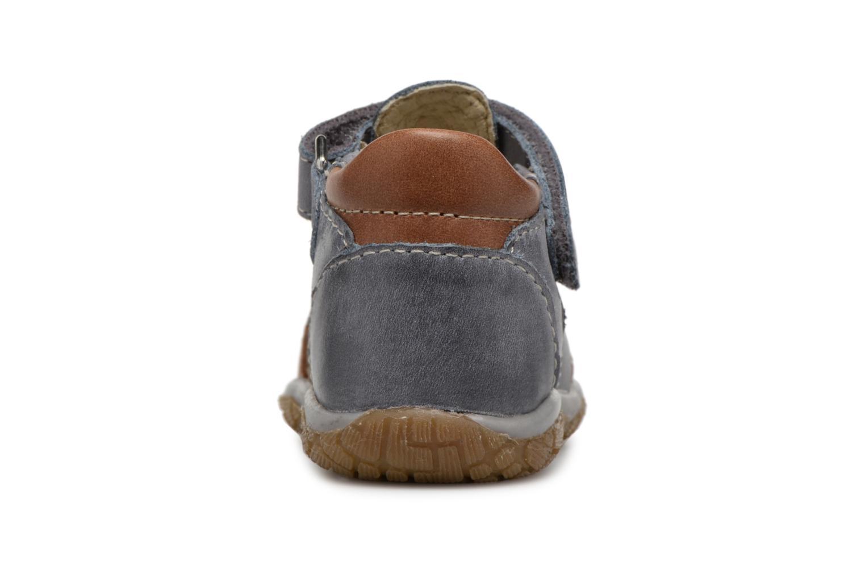 Sandales et nu-pieds Noël MINI TIN 1 Gris vue droite