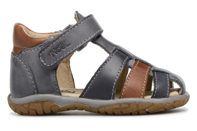 Sandales et nu-pieds Noël MINI TIN 1 Gris vue derrière