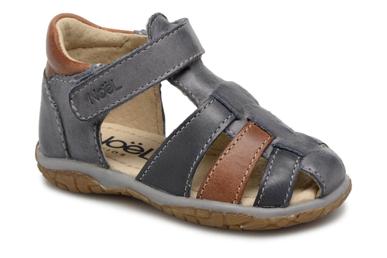Sandales et nu-pieds Noël MINI TIN 1 Gris vue détail/paire