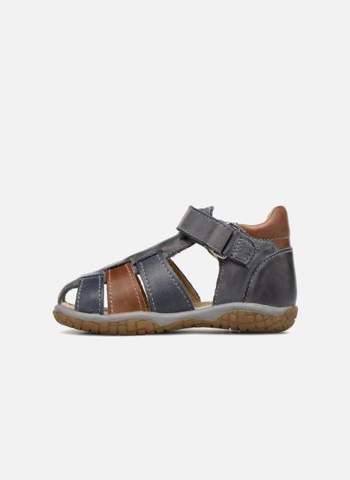 Sandales et nu-pieds Noël MINI TIN 2 Gris vue face