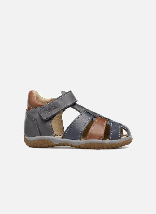 Sandales et nu-pieds Noël MINI TIN 2 Gris vue derrière