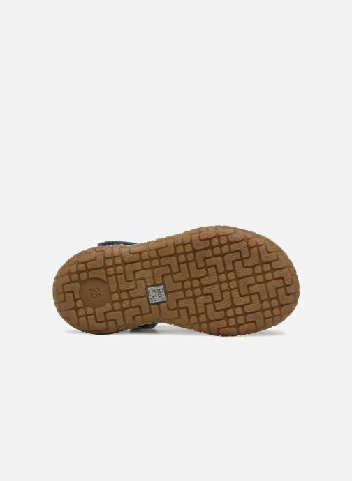Sandales et nu-pieds Noël MINI TIN 2 Gris vue haut