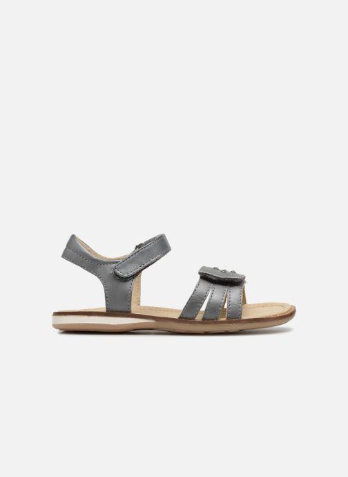 Sandals Noël SIRI Grey back view
