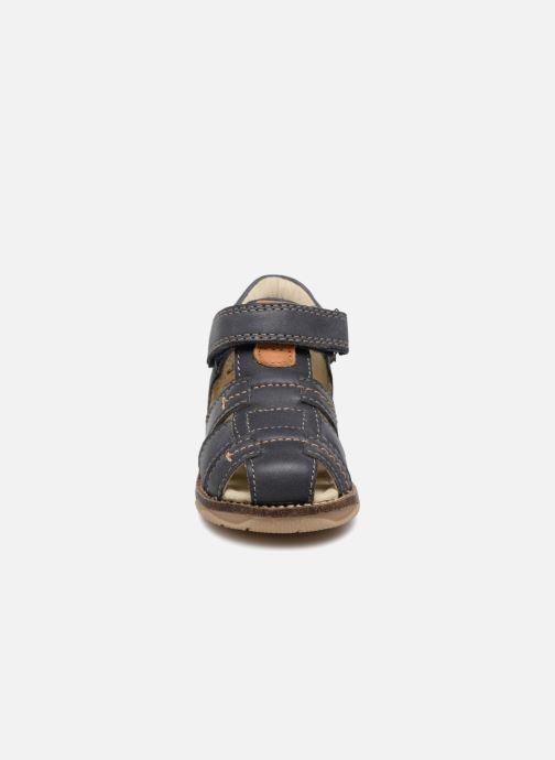 Sandals Noël MIHIT Grey model view
