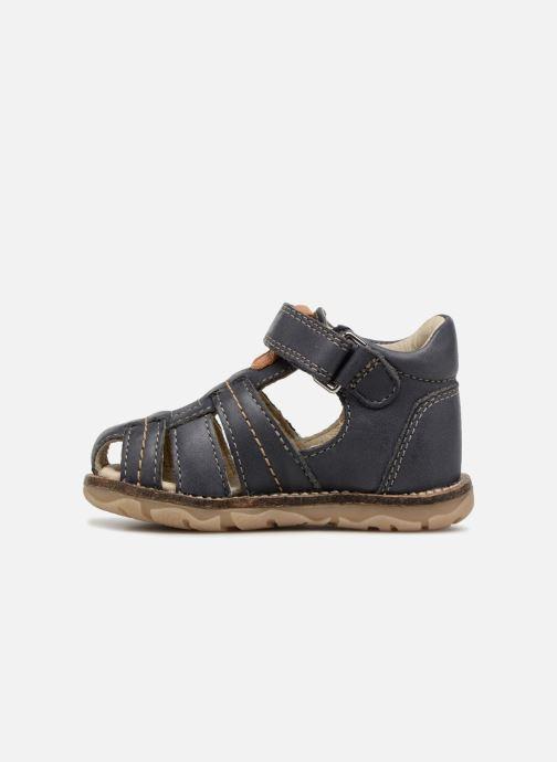 Sandales et nu-pieds Noël MIHIT Gris vue face