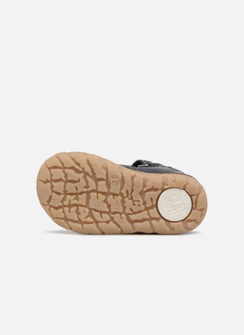 Sandales et nu-pieds Noël MIHIT Gris vue haut
