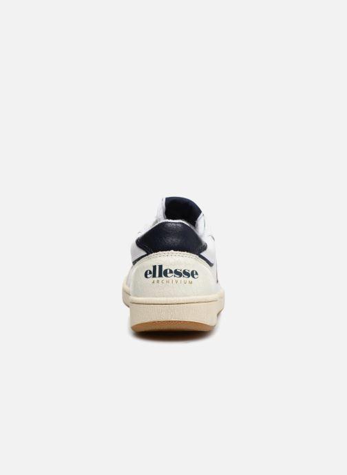 Sneaker Ellesse EL82435 weiß ansicht von rechts