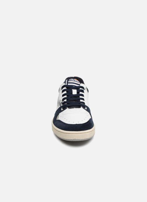 Baskets Ellesse EL82448 Bleu vue portées chaussures