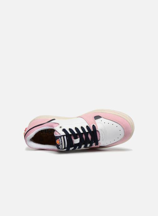 Sneaker Ellesse EL82448 rosa ansicht von links