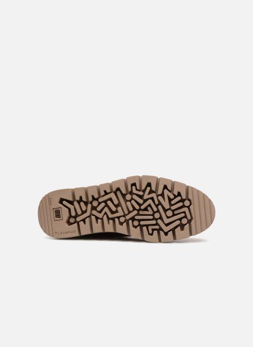 Bottines et boots Caterpillar Pastime Marron vue haut