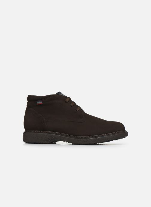 Lace-up shoes Callaghan Free Crep Brown back view