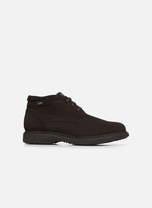 Chaussures à lacets Callaghan Free Crep Marron vue derrière