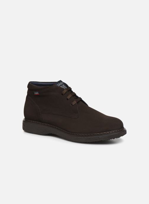 Lace-up shoes Callaghan Free Crep Brown detailed view/ Pair view