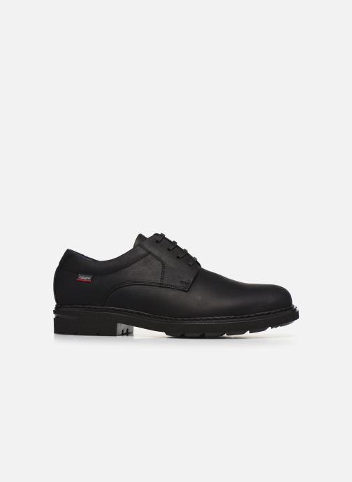 Chaussures à lacets Callaghan Pure casual Noir vue derrière