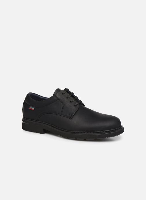 Chaussures à lacets Callaghan Pure casual Noir vue détail/paire