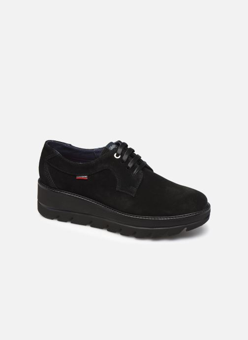 Lace-up shoes Callaghan Party line Black detailed view/ Pair view