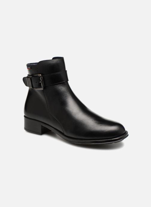 Boots en enkellaarsjes Callaghan Ride Zwart detail