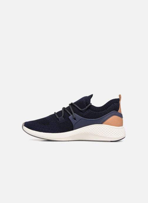 Sneaker Timberland FlyRoam Go Knit Oxford schwarz ansicht von vorne