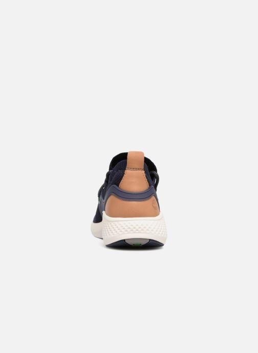 Sneaker Timberland FlyRoam Go Knit Oxford schwarz ansicht von rechts